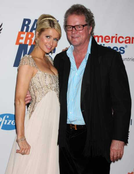 Paris Hilton et son papa