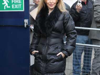 Le shopping de Marieluvpink : la doudoune noire comme Kylie Minogue