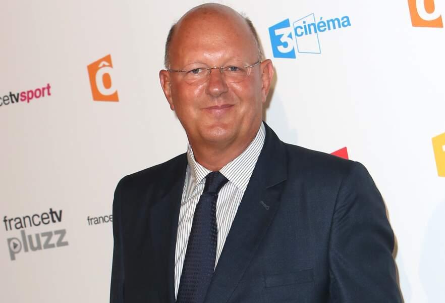 Rémy Pflimlin s'est éteint le 3 décembre 2016 à l'âge de 62 ans