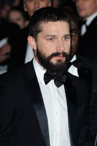 Shia LaBeouf avec barbe : oui.