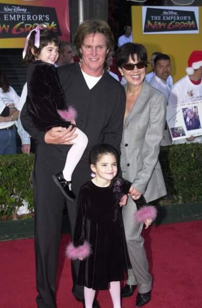 2000 : et dire qu'aujourd'hui, Kendall et Kylie crieraient au scandale si elles portaient la même robe