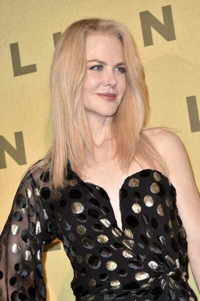 L'étrange visage de Nicole Kidman : Pendant la promo de Lion, son dernier film, elle faisait presque petite jeune