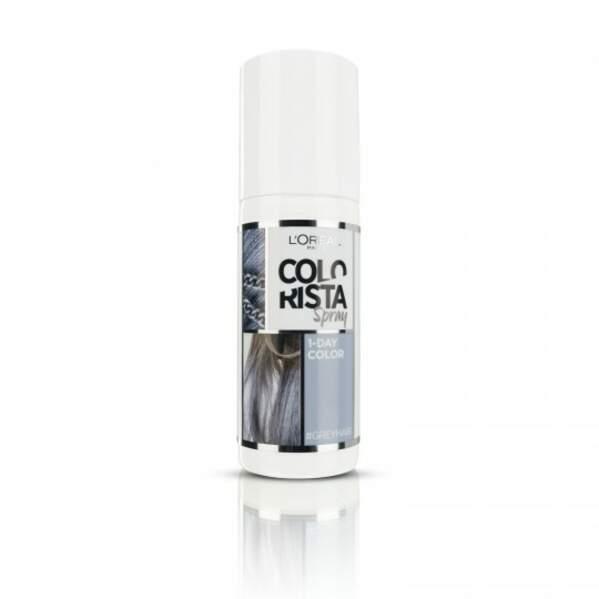 Coloration temporaire 1 jour Pastel Greyhair L'Oreal, 7,90 chez Carrefour