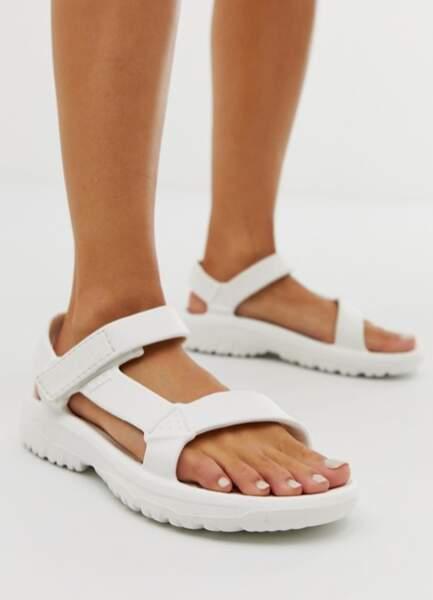 "Sandales ""Teva"", Asos, 41,99€"