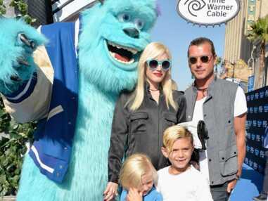 DIAPO Sortie familiale pour les stars à l'avant-première de Monstres Academy à L.A.