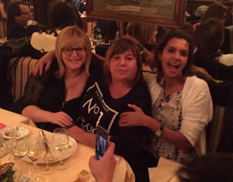 Caroline Diament, Michèle Bernier & Karine le Marchand