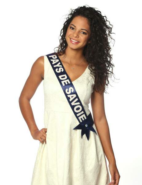 Miss Pays de Savoie - Julie Legros, 22 ans, 1m72