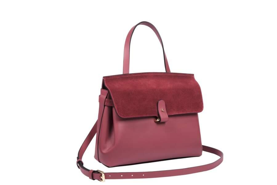 Léo et Violette : Le grand sac (petit modèle), 310 euros