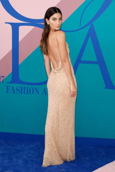 CFDA Fashion Awards 2017 - Lily Aldridge <3