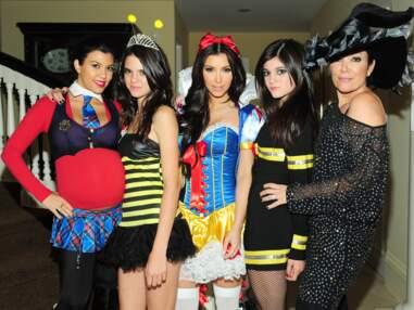 Les Kardashian et Halloween au fil des ans !