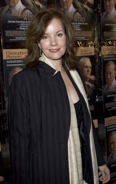 Gossip Girl 10 ans après, à quoi ressemblent les acteurs - Margaret Colin, la mère de Blair, en 2007