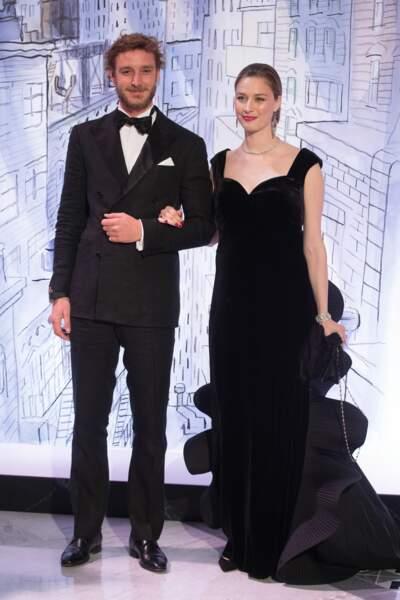 Pierre Casiraghi et sa femme Beatrice ont dévoilé une bonne nouvelle au Bal de la Rose