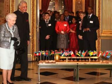 La première sortie officielle d'Elizabeth II depuis la maladie