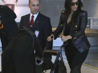 Kim Kardashian très sexy à Paris