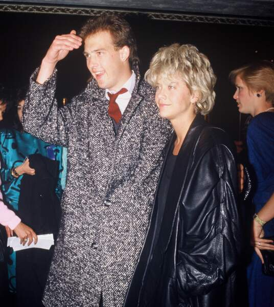 Avril 1987: Anthony Edwards et Meg Ryan vivent une courte mais belle romance 80's