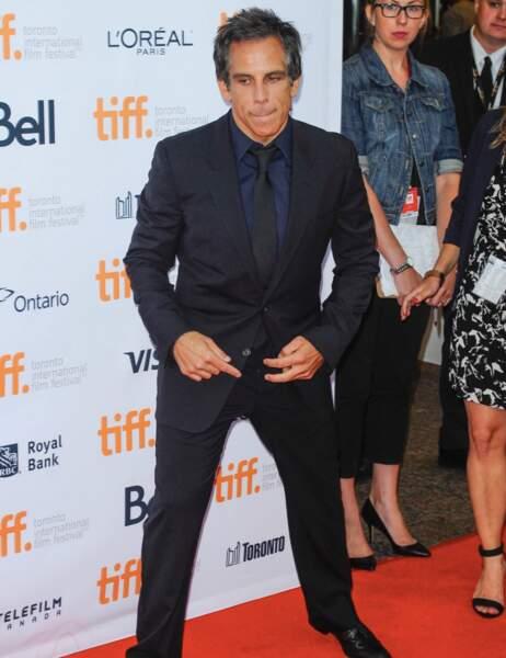 Ben Stiller, très en forme !