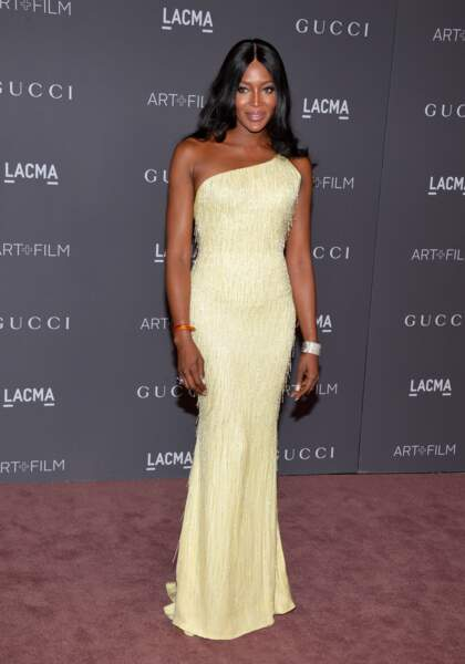 Naomi Campbell 2017 LACMA Art + Film Gala - LA