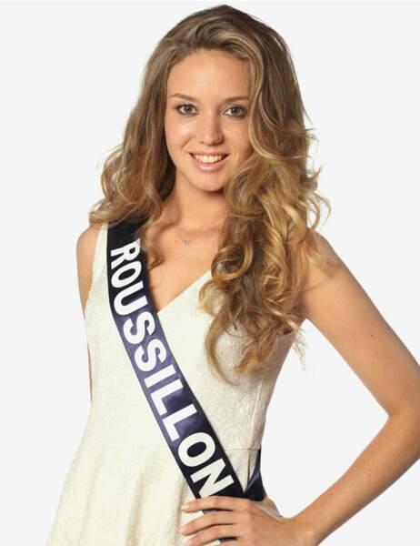 Miss Roussillon - Sabine Banet, 19 ans, 1m73