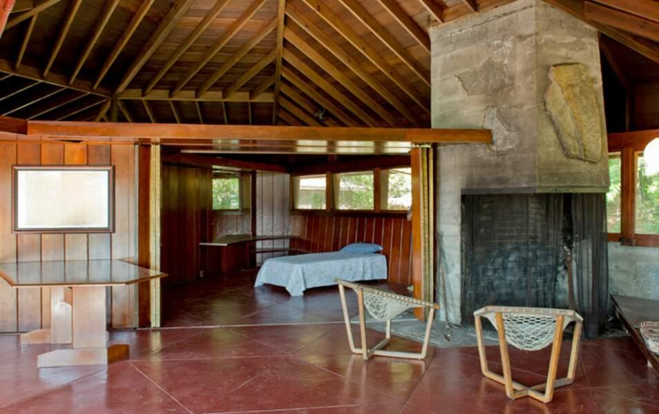 La chambre cabane, qui devrait faire le bonheur des enfants