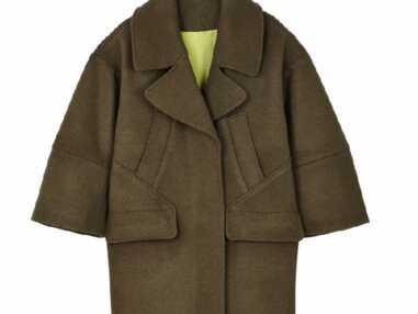 La tendance de la semaine : le manteau oversize