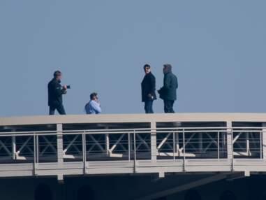 Tom Cruise en tournage à Paris pour Mission impossible