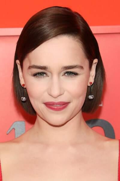 DON'T : Emilia Clarke et son carré trop court