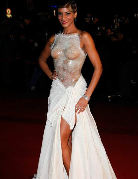 Shy'm - NRJ Music Awards 2012