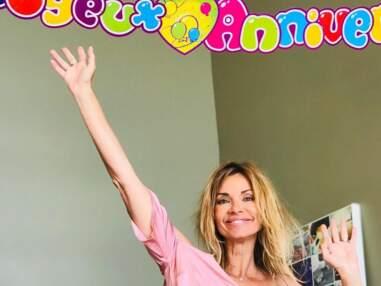 PHOTOS Ingrid Chauvin : pour l'anniversaire de son fils Tom, l'actrice voit les choses en grand