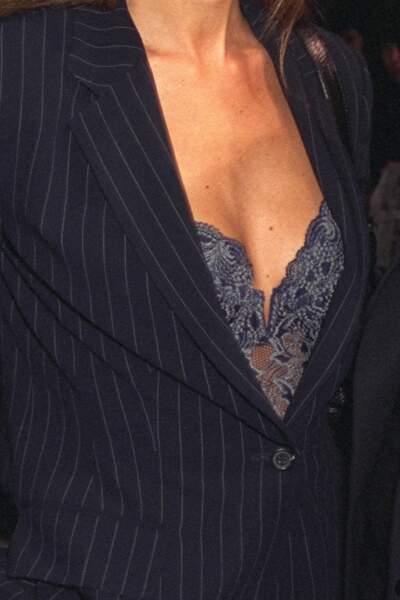 Céline Dion a 50 ans : ces 15 fois où elle était à la pointe de la mode (le top lingerie)