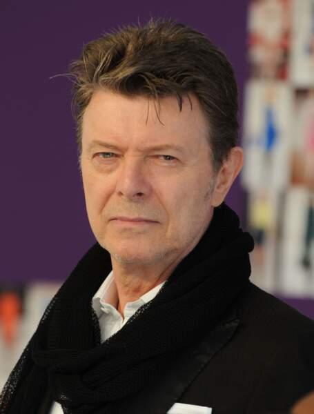 David Bowie s'est éteint le 10 janvier 2016 à l'âge de 69 ans