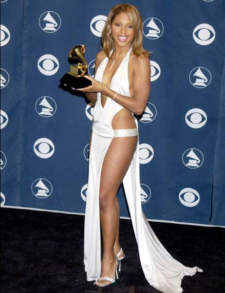 Toni Braxton - Grammy Awards 2001