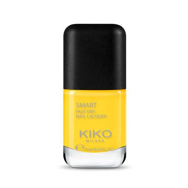 Vernis à ongles Smart, Kiko, 2€