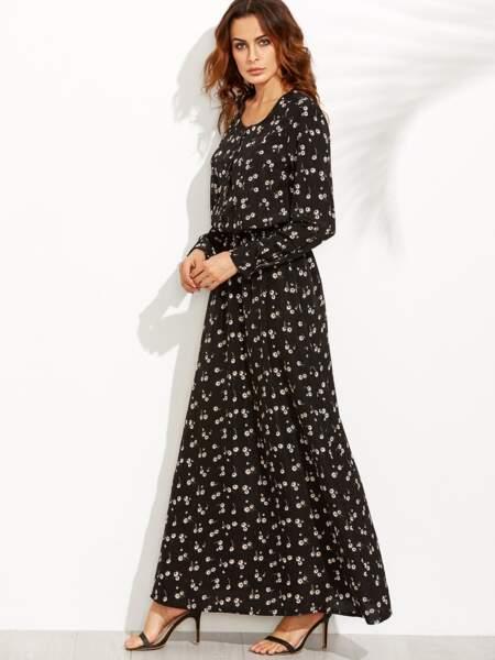 Robe Shein : 23,65€