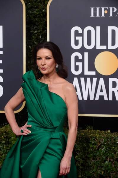 76ème cérémonie des Golden Globes : Catherine Zeta-Jones