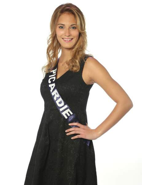 Miss Picardie - Manon Beurey, 19 ans, 1m74