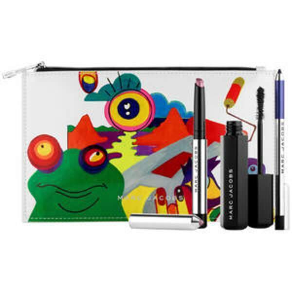 Velvet Reality trio yeux, Marc Jacobs Beauty sur Sephora, 24,50 euros au lieu de 49 euros
