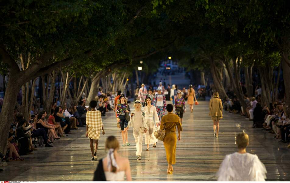 Défilé Chanel à Cuba : un défilé magique dans un cadre idyllique