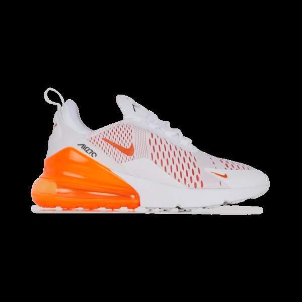 Air Max 270, Nike, 120€ chez Courir