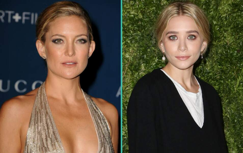 Kate Hudson et Ashley Olsen sont les ex de...