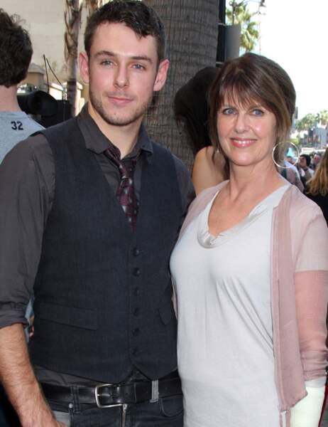 Sean Harmon, le fils de Mark et Pam Dawber, la femme de Mark
