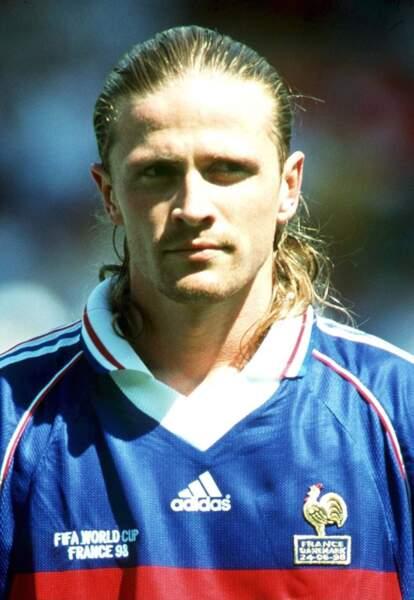 Emmanuel Petit en 1998 (27 ans)