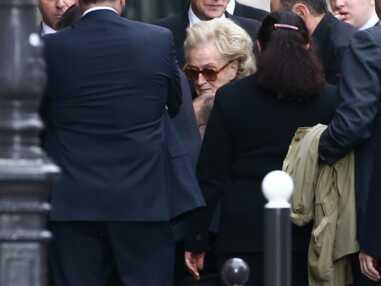 Les funérailles de Laurence Chirac