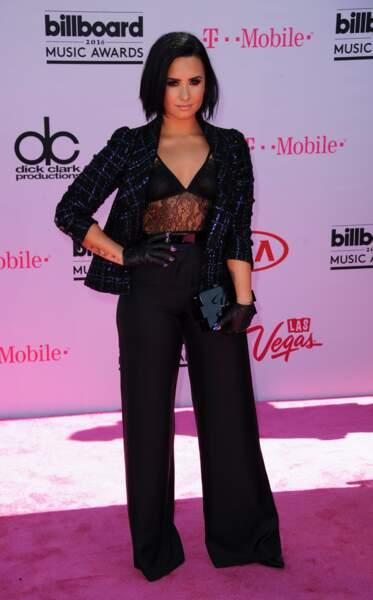 Billboard Music Awards 2016: Demi Lovato en Chanel