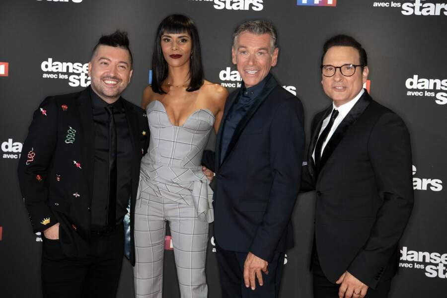 Le jury de Danse avec les stars 9 au grand complet