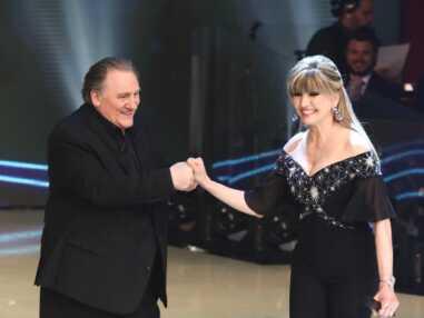 Gérard Depardieu invité spécial du Danse avec les stars italien, il a assuré