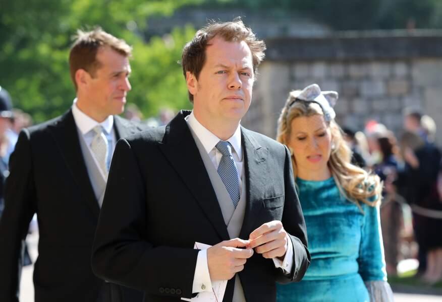 Tom Parker Bowles, le fils de Camilla Parker Bowles