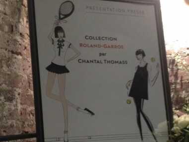 Chantal Thomass lance sa collection capsule pour Roland Garros