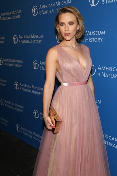 DON'T : Scarlett Johansson et son carré vieillissant