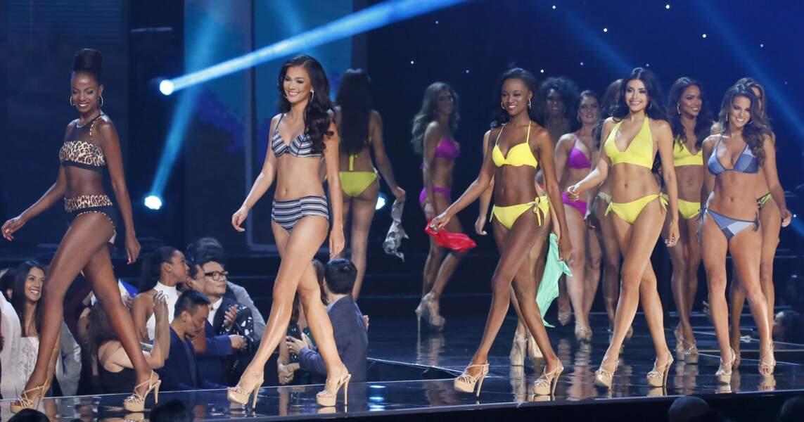 Iris Mittenaere élue Miss Univers : la concurrence était rude pour notre Miss France 2016