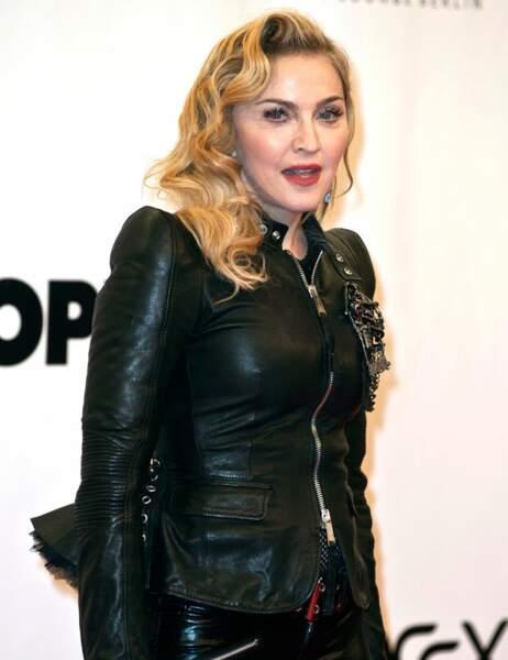 Madonna est brontophobe. Elle ne supporte pas...